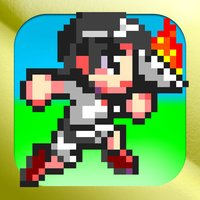 Dash Runner:Simple high speed running action game!To control the dash and jump,and able to run in one hand a torch.