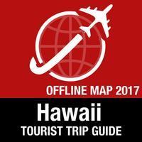 Hawaii Tourist Guide + Offline Map