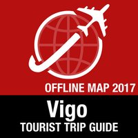 Vigo Tourist Guide + Offline Map