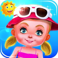 Dress Up, Care and Play With Little Thomas and Emily in Beach Club Life - The Interactive Fun Game For Kids FREE