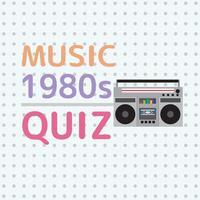 Music 1980s Quiz - Game