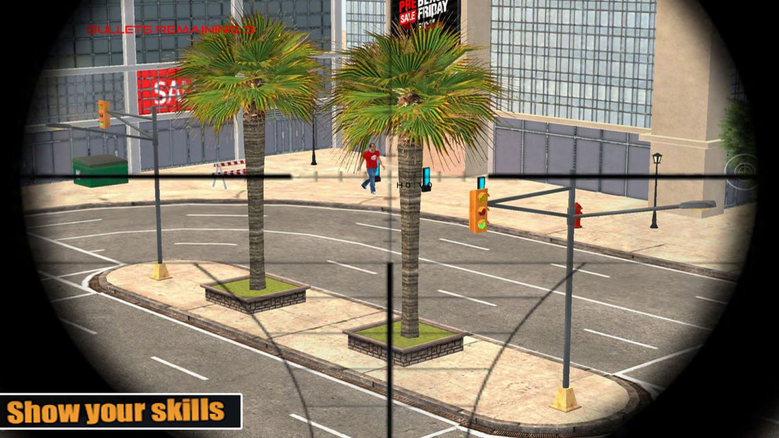 Hunter Mafia City 3D App for iPhone - Free Download Hunter Mafia