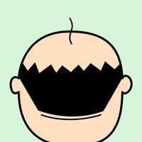 ハゲ親父断髪式