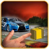 Crash circuit -  لعبة سيارات  تفحيط كراش في الحلبة