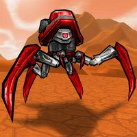 Spiders Of Mars