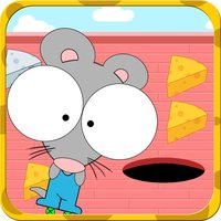 Little mouse cheese eating time mini game - Happy Box