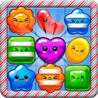 Sweety Garden : Candy Puzzle Game Mania, Jelly Crazy