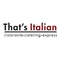 That's Italian!