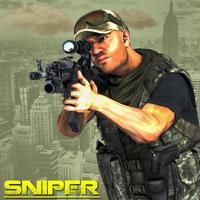 Modern Army Sniper