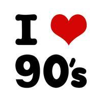 I Love 90's : The Picture Quiz