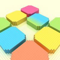 COLOR - Brain training slide puzzle -