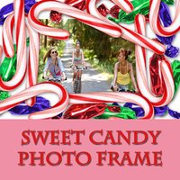 Sweet Candy Photo Frame For Baby