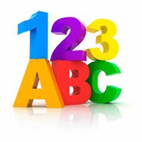 Baby Writing Practice board-ABC alphabets and 123 Counting Learning