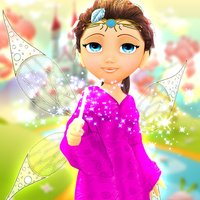Enchanted Fairy Princess Jump: Pretty Kingdom Palace Story