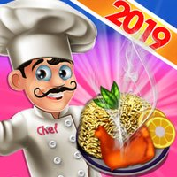 Cooking Frenzy Chef's Game