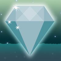 Diamond Rain - Catch the Falling Diamonds!