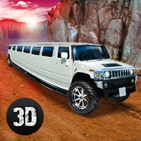 Offroad Hill Limo Driving Simulator 3D Full