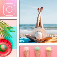 Photo Design - Collage Editor