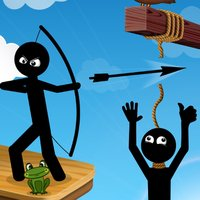 Bow Master Stickman Hero*