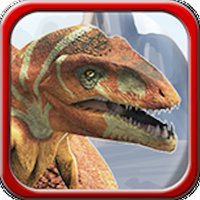 A Tap Dinosaur - Fun with Baby Walking Match Kids game