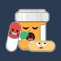 Funny Medicine Emoji - Medical