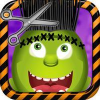 Monster Halloween Hair Salon