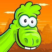 Go Good Green Dinosaur