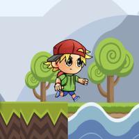 跑酷小子-奔跑吧跑酷少年汤姆