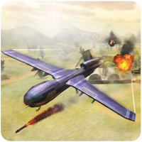 Drone Attack Simulator 3D – Air Force UAV Strike Against WW2 Terrorists
