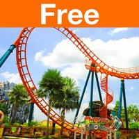 Six Flags Map Free