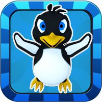 Crazy Cute Baby Penguin Run For Free Game