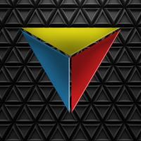 Triangle Colour Game