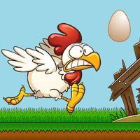 Jumping Chicken