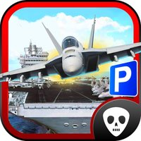 Jet Fighter Parking Simulator Game 2015