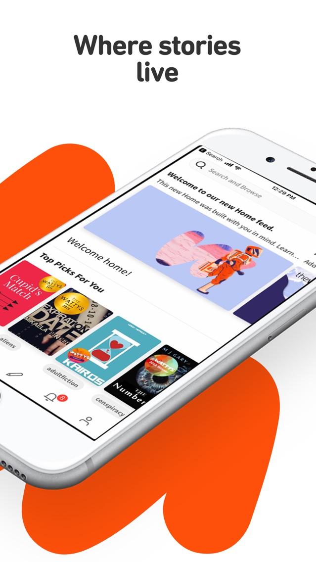 Wattpad App for iPhone - Free Download Wattpad for iPad
