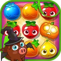 Halloween Juice Fresh - Fruits Garden Jam