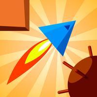 Float n Fly - Rocket hover over