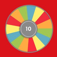 Color Wheel - Spin The Twisty Wheel Circle
