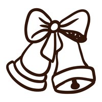 Christmas Hand Drawn Sticker