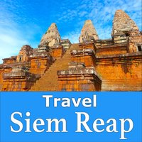 Siem Reap, Cambodia – City Map