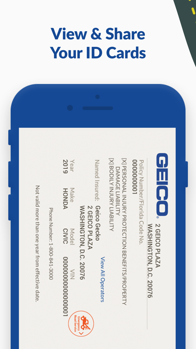 Geico Inspection Locations >> Geico Mobile Car Insurance App For Iphone Free Download Geico