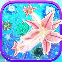 Blossom Flower: Blast Match 3