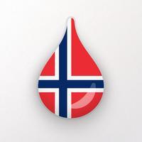 Learn Norwegian by Drops