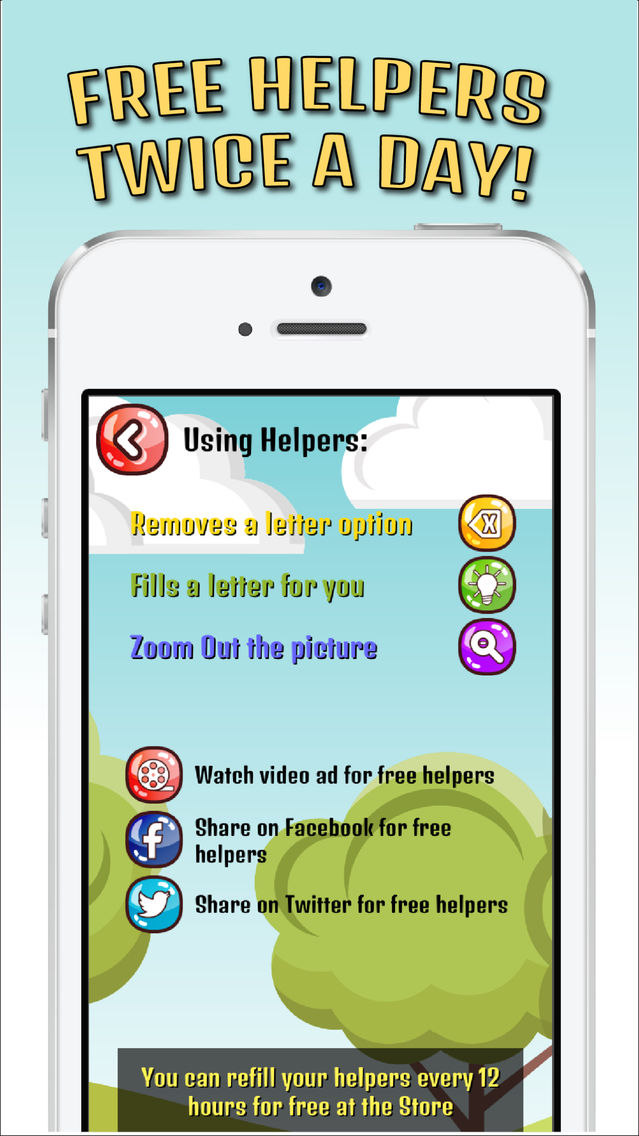 What's In The Picture - Animals Theme App for iPhone - Free