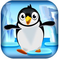 Air Penguin Trap Jump Adventure - An Escape Rescue Puzzle Game