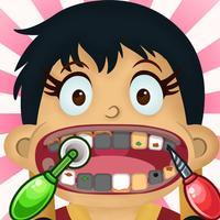 لعبة لينا - طبيب الاسنان