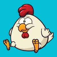 Don't Feed the Fat Chicken - Funny Game