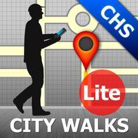 Charleston Map and Walks