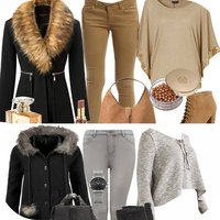 Rich Women and Men Clothing Styles