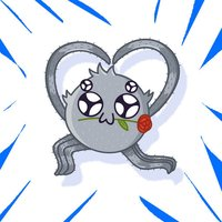 Cute Spider Emoji Stickers
